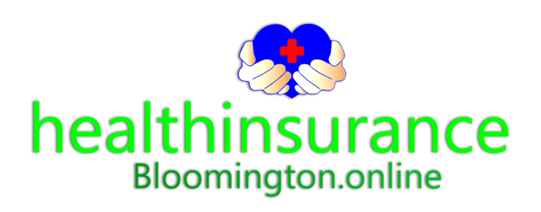 Health Insurance in Bloomington Logo